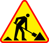 Informacja o utrudnieniach na drogach lokalnych