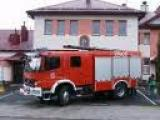 Strażacy świętują