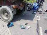 Mieszkanka Bratkowic ranna w wypadku w Przedborzu k. Kolbuszowej