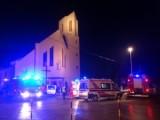 Wypadek w centrum Bratkowic: 5 osób rannych w zderzeniu karetki z BMW