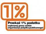 Przekaż 1 % organizacjom z naszej miejscowości