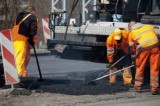 Remont drogi na Czekaju