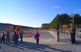 Fotorelacja z otwarcia obiektu-sportowo rekreacyjnego na Czekaju