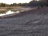Trwa gruntowna modernizacja zalewu