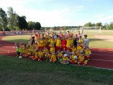Koniec sezonu piłkarskiego 2014/15 w Akademii Piłkarskiej Bratek.