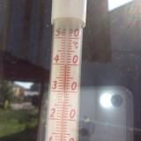 Afrykańskie temperatury w Bratkowicach