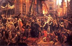 3 maja- Uchwalenie Konstytucji (1791r.)
